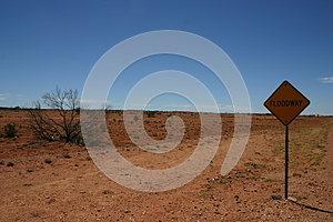 Arid Australian Outback Royalty Free Stock Photography - Image: 27665277
