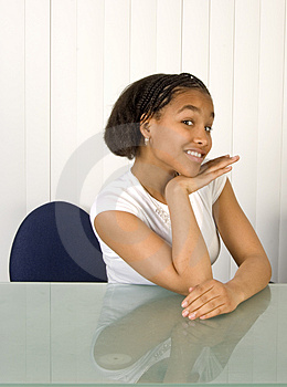Innocent Girl Royalty Free Stock Images - Image: 2772489
