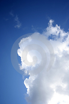 Fluffy Cloud Stock Photos - Image: 2777523