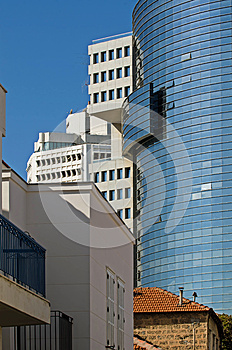 New And Old Buildings Stock Photos - Image: 27722193