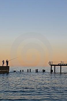 Sundown Stock Photography - Image: 2781072