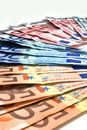 European money. Stock Images