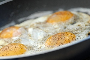 Fried Eggs Stock Photos - Image: 2794223
