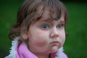 Sad Child Royalty Free Stock Photos - Image: 2794768