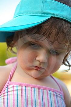 Sad Child Stock Photography - Image: 2794802