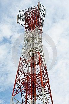 Signal Pole Stock Photos - Image: 27936793