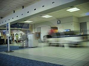 Airport Transportation Free Stock Photo