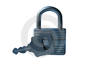 Lock And Key Free Stock Images