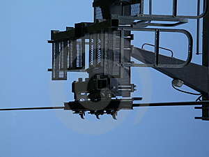 Chair Lift Mechanism Stock Photos - Image: 283253