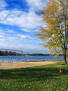 Autumn onset Stock Photo