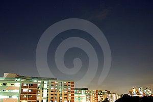 Southern Sky Stock Image - Image: 2800691