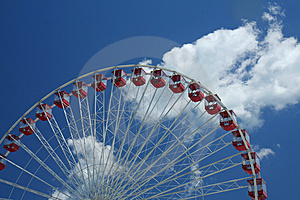 Ferris Wheel Stock Photos - Image: 2806603