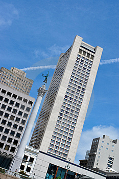 Modern Buildings Royalty Free Stock Photos - Image: 2809288