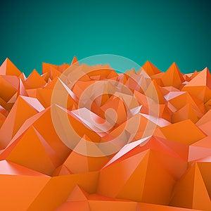 Paesaggio Astratto Immagini Stock - Immagine: 28043004
