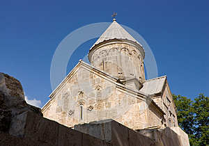 Armenian church. Stock Image
