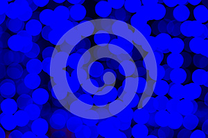 Blue Round Spot Random Royalty Free Stock Photos - Image: 28074488