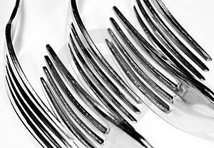 Forks Stock Image - Image: 2811211
