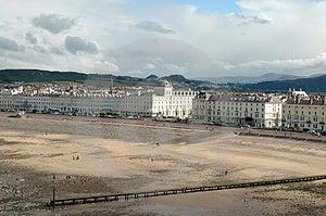 UK Seaside Town Royalty Free Stock Photo - Image: 2822005
