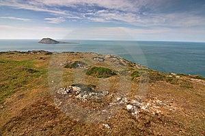 Welsh Coast Stock Images - Image: 2827584