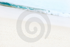 White Tropical Sand Stock Photos - Image: 2837993