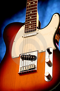 Electric Guitar 9 Stock Photos - Image: 2839283