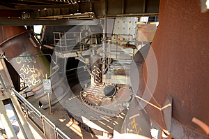 Top Of The Furnace Stock Photo - Image: 28335310