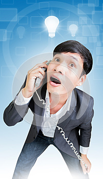 Shocked And Surprised Royalty Free Stock Photo - Image: 28394245