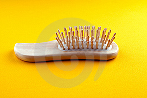Hairbrush Stock Photo - Image: 2848870