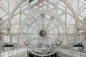 L'horloge Images stock - Image: 28410224