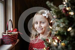 De Ochtend Van Kerstmis Stock Afbeeldingen - Afbeelding: 28422764