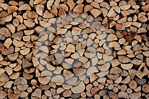 Pile Of Chopped Wood Royalty Free Stock Images - Image: 28449119