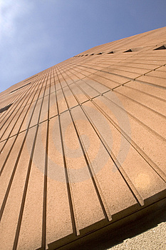Perspective Building Royalty Free Stock Image - Image: 2851156