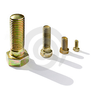 Bolts Stock Image - Image: 2851451