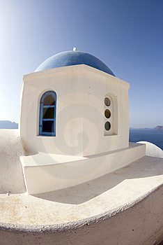 Greek Church Royalty Free Stock Image - Image: 2851846