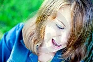 Skrikig Kvinna Royaltyfria Bilder - Bild: 28516959