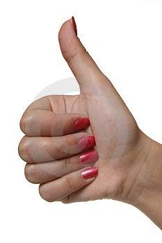 Hand Symbol Stock Photo - Image: 2864700