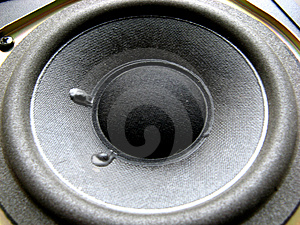 Powerful Speaker Stock Photo - Image: 2867810