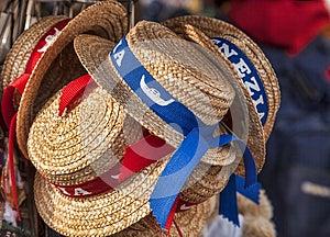Los Sombreros Del Gondolero Fotos de archivo - Imagen: 28633403