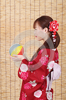 Profil De Jeune Femme Asiatique Image libre de droits - Image: 28705866