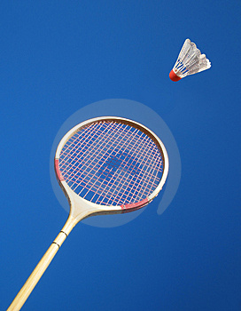 Badminton Stockfotos - Bild: 2880343