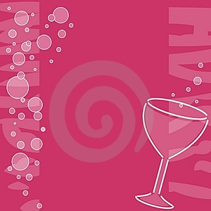 Wine banner Royalty Free Stock Images