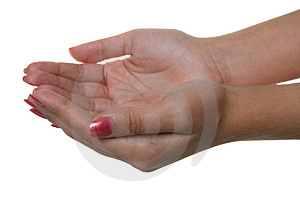 Hand Symbol Stock Photos - Image: 2881293
