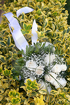 Wedding Bouquet Royalty Free Stock Photography - Image: 2891257