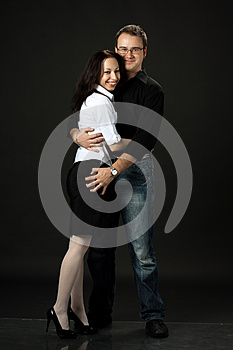 Happy Young Couple Stock Photography - Image: 28993082