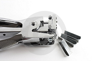 Stapler Royalty Free Stock Photo - Image: 292485