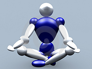 Meditation Stock Image - Image: 292941
