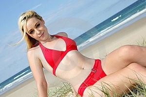 Hot Bikini Model