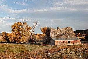 Abandoned Barn Stock Photos - Image: 295193