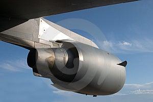 Jet Engine Stock Photo - Image: 297900