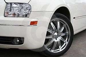 Automobile di successo Fotografia Stock